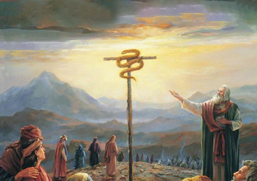 Il libro dei Numeri della Sacra Scrittura, chiamato così per i numeri del grande censimento di Israele.