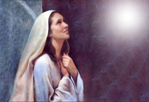 Maria e i santi modelli di umiltà che conquistano i cuori