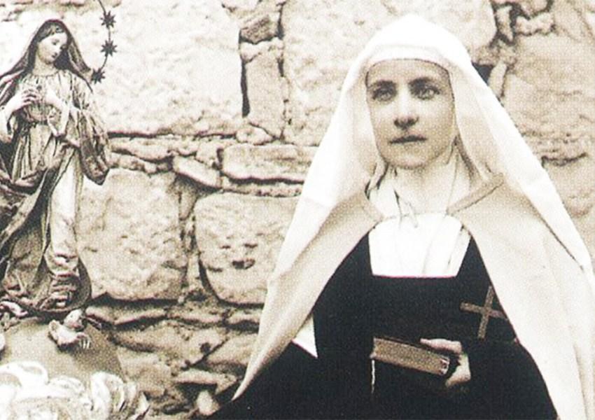 La bellissima conversione della beata Maria Candida dell'Eucaristia