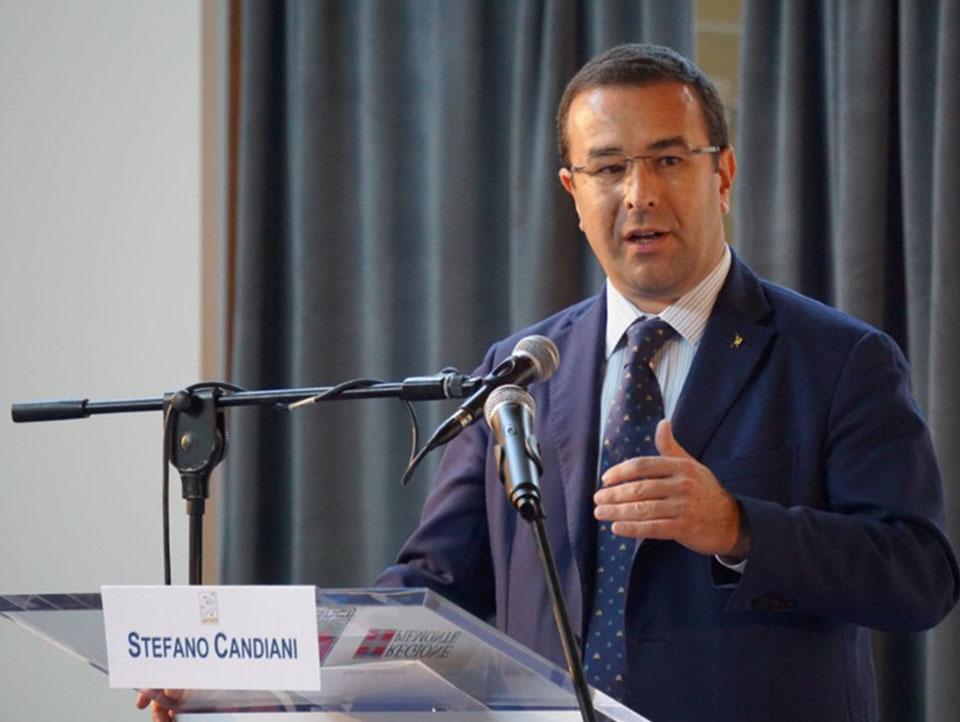 Stefano Candiani Salva Catania DL Crescita
