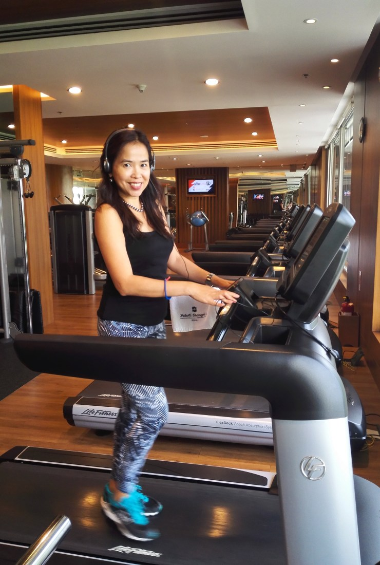 Philam Vitality Active app rewards you for staying fit!