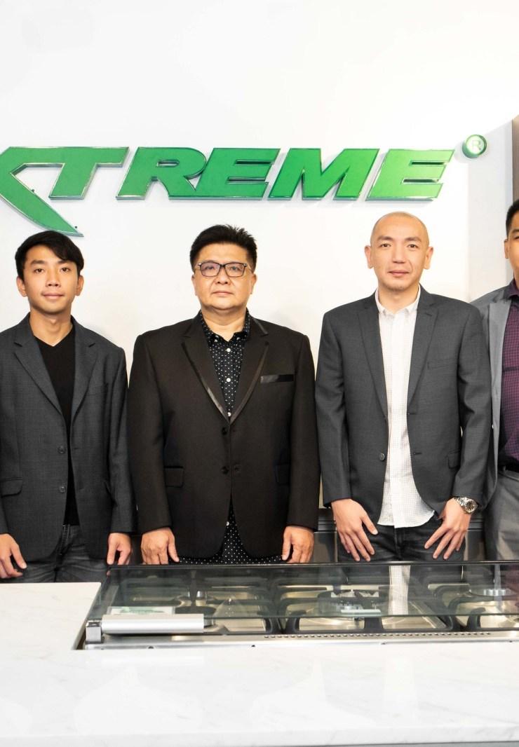 Richard Lim of Xtreme Appliances : We aim to be No. 1