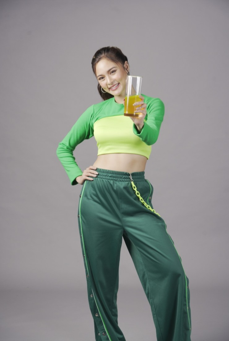Free holistic classes at Berocca Supercharged Squad