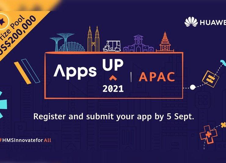 $200K prize pool at stake in AppsUp 2021