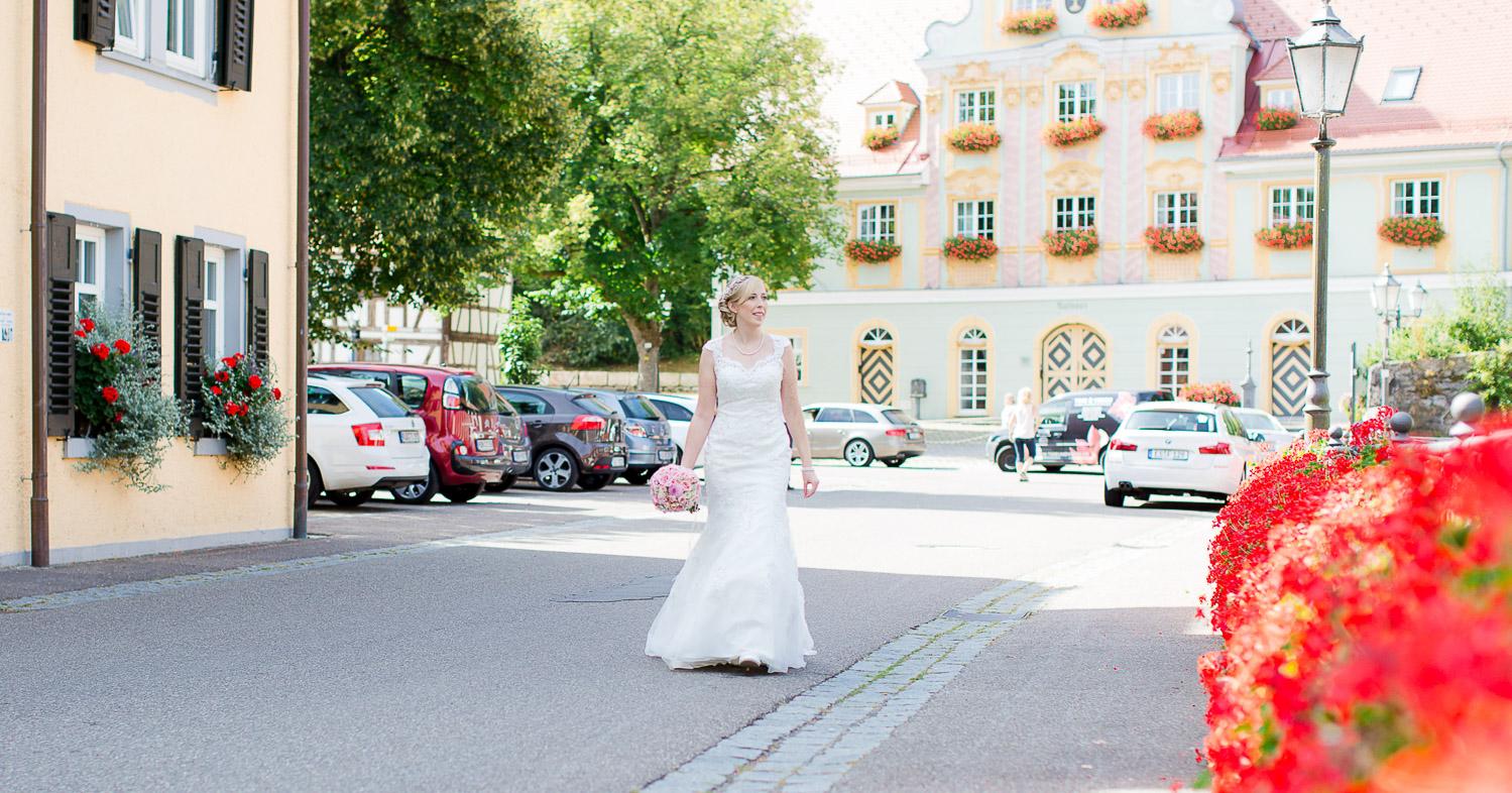 Hochzeitsreportage in der Hammerschmiede bei Heidenheim