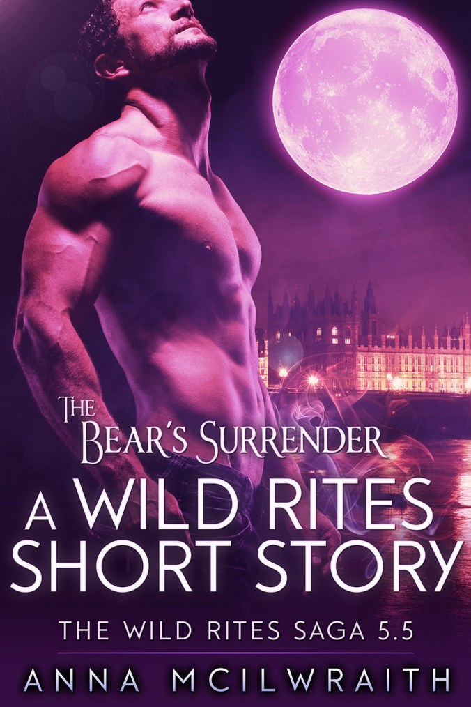 The Bear's Surrender, A Wild Rites Short Story, book 5.5 in The Wild Rites Saga