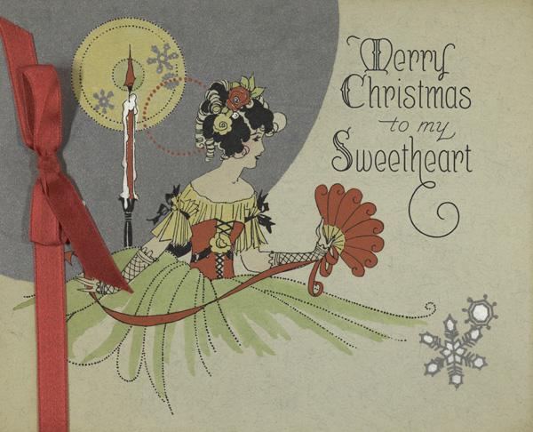 1920s Christmas | Anna Nuttall