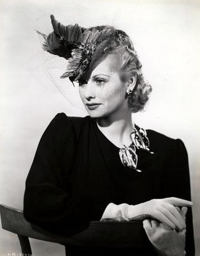 1930s Hats Anna Nuttall