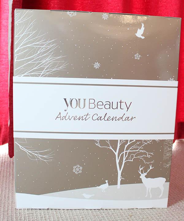 You Beauty Advent Calendar 2015