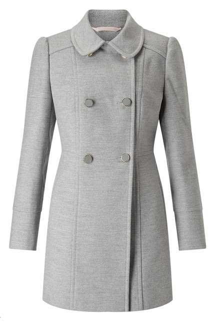 Miss Selfridge Winter coat