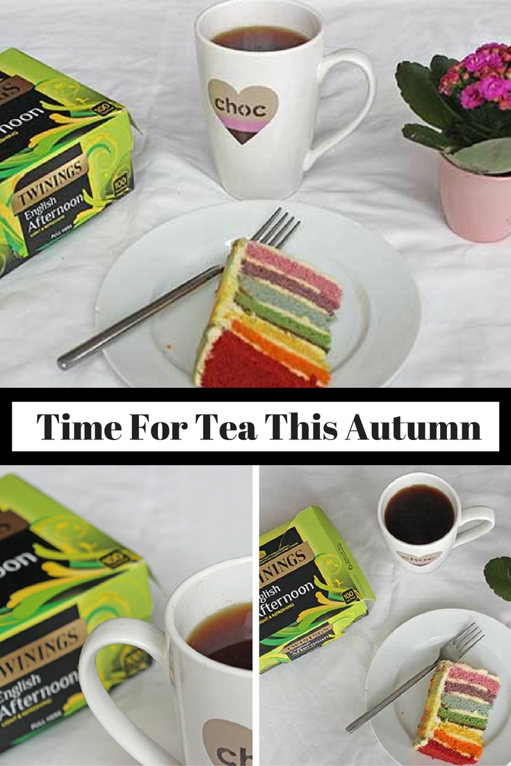 Time For Tea This Autumn