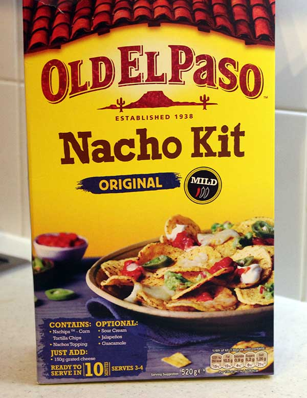 How To Make Nachos The Old El Paso Way