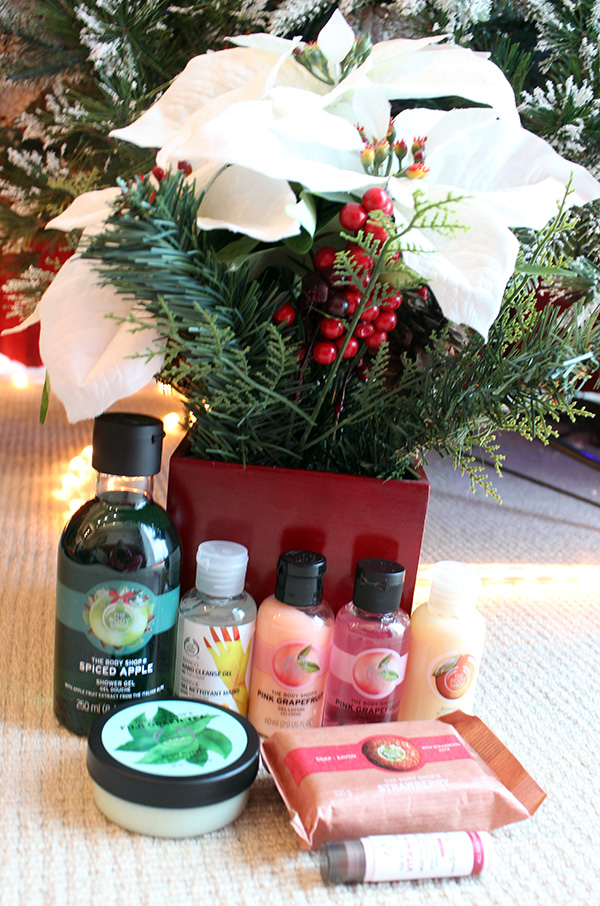The Body Shop £20 challenge