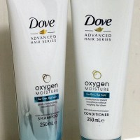 Dove Shampoo & Conditioner Review
