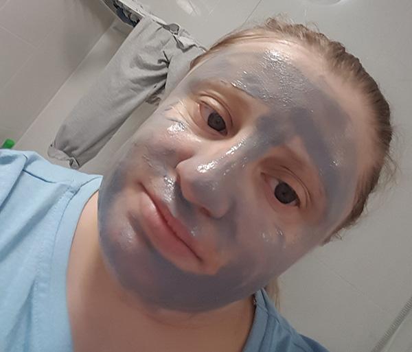 Sanctuary spa thermal detox mask