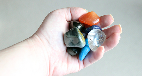 My belief on the power of healing crystals and stones
