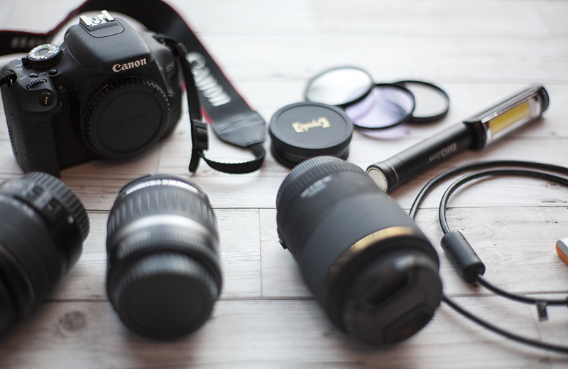 my camera kit