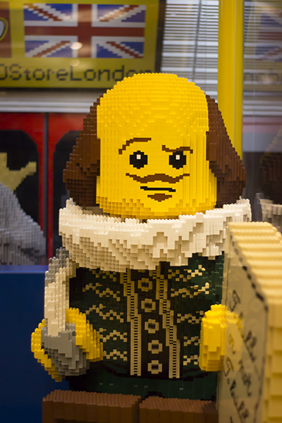 caption these Lego photos