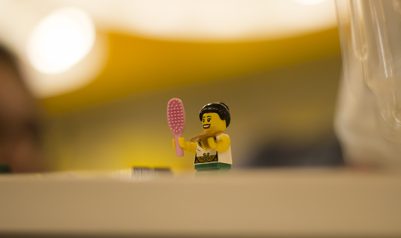 caption these Lego photos