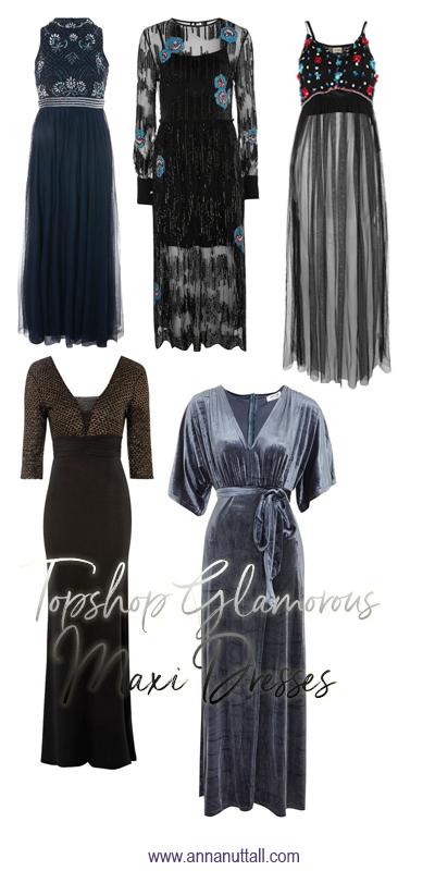 Topshop maxi dresses