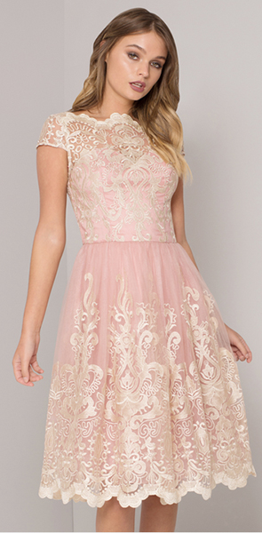 pink Chi Chi London Dresses