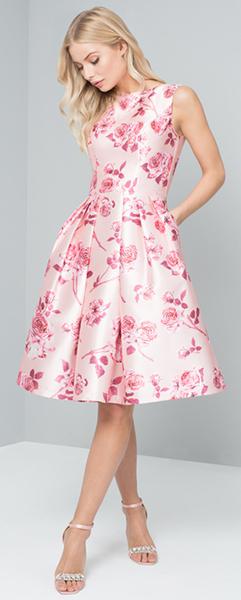 pink Chi Chi London Dresses