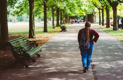 how stepping outside can improve your mind