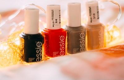 4 Essie Autumn Nails Polishes