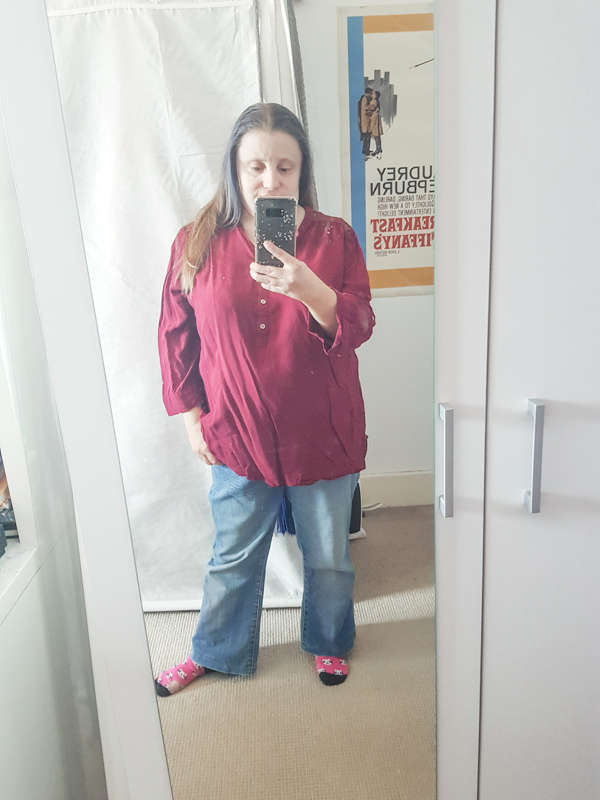 Casual shirt/blouse