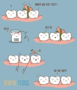 Help! How Come Food Keeps Getting Stuck in My Teeth?