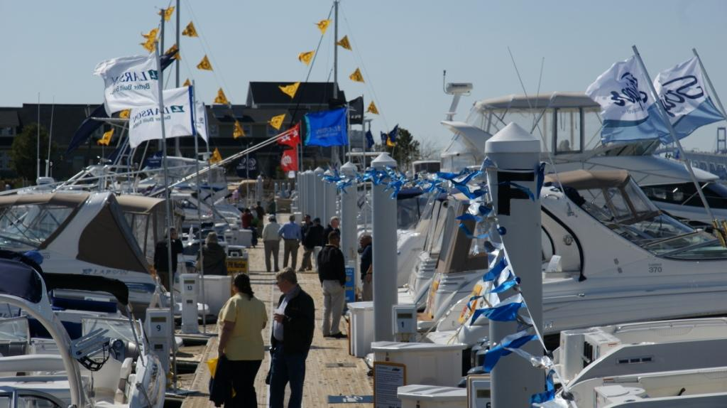 Kent Island Boat Show in Stevensville, MD | Annapolis