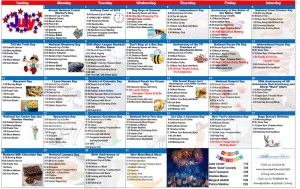 Image of June 2019 Assisted Living Resident Activity Calendar