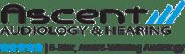 logo for ascent audiology