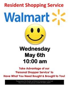 walmart shopper flyer