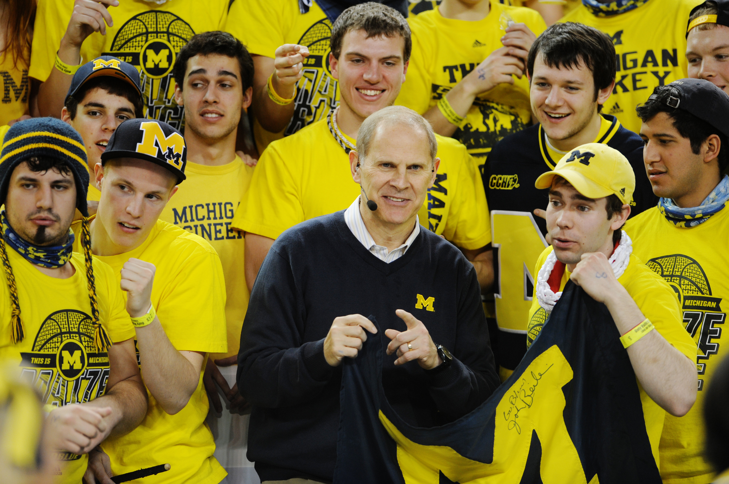Jay Bilas explains why MI basketball is capable of Final Four run
