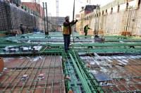 $50 million underground parking deck taking shape in ...