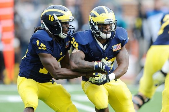 Denard and Fitzgerald, very early Heisman candidates