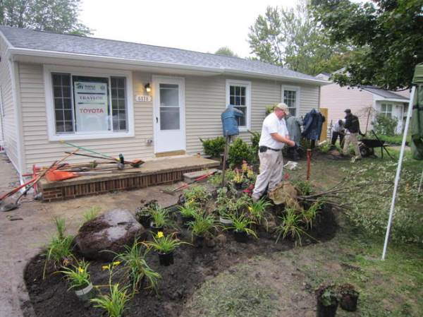 brickman partners with habitat