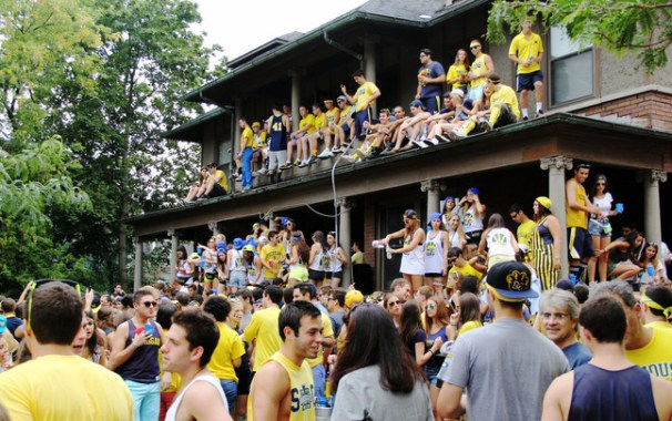 Image result for frat parties ann arbor
