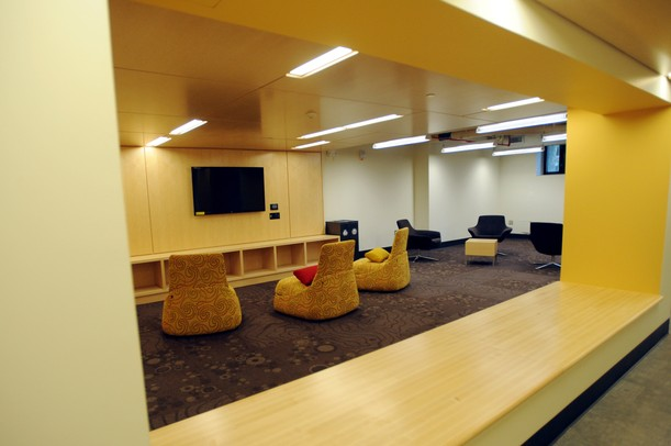 University of Michigans East Quad dormitory opens after