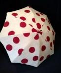 """PolkaDot Parasol"" by Barb Schutzgruber www.weavetory.com"