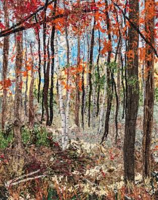 A Loveless Fall Forest