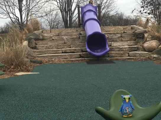 Gallup Park - Spinner & Slide