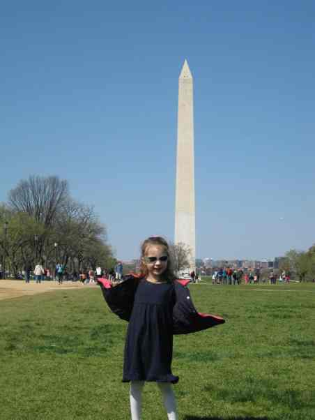 National Parks - Mall - Washington Monument