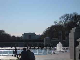 National Parks - World War II Memorial