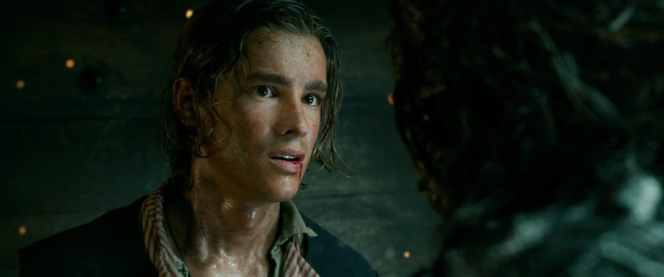 Pirates of the Caribbean: Dead Men Tell No Tales - Henry Turner