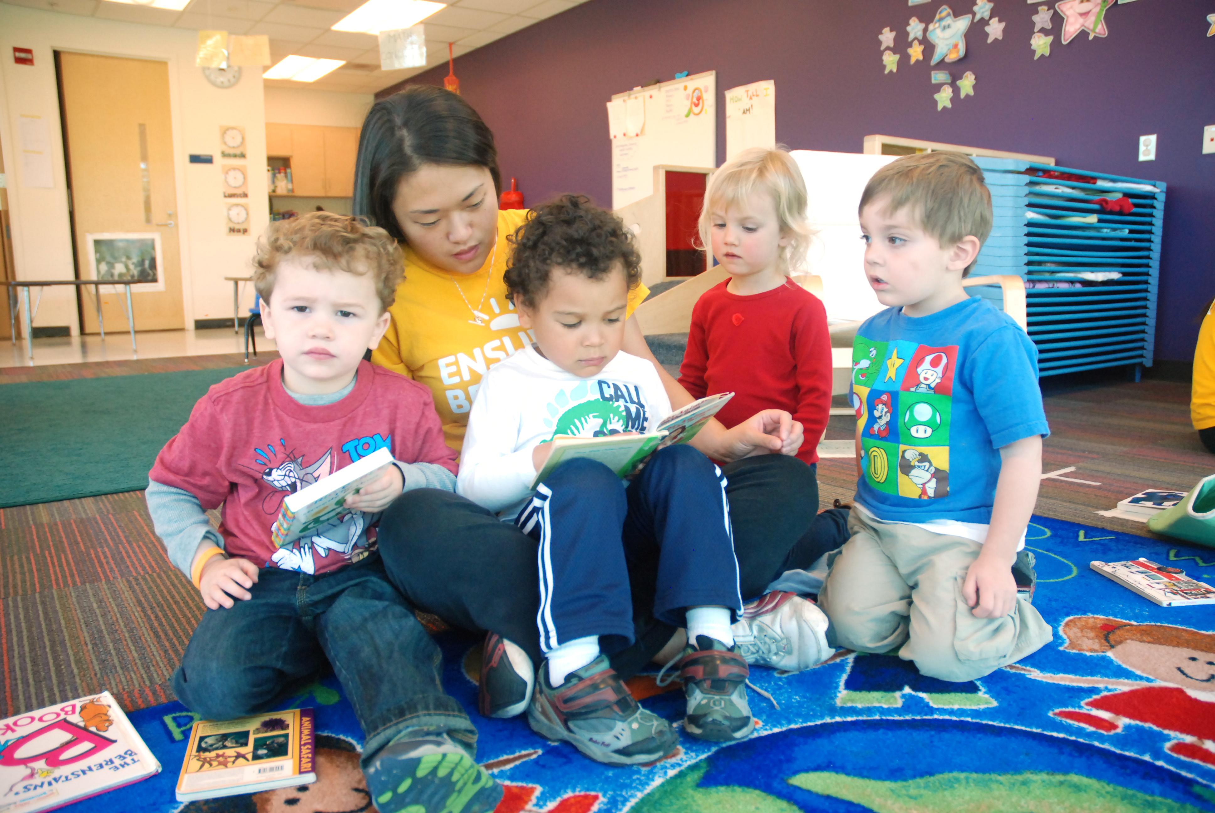 Ann Arbor Ymca Child Development Center