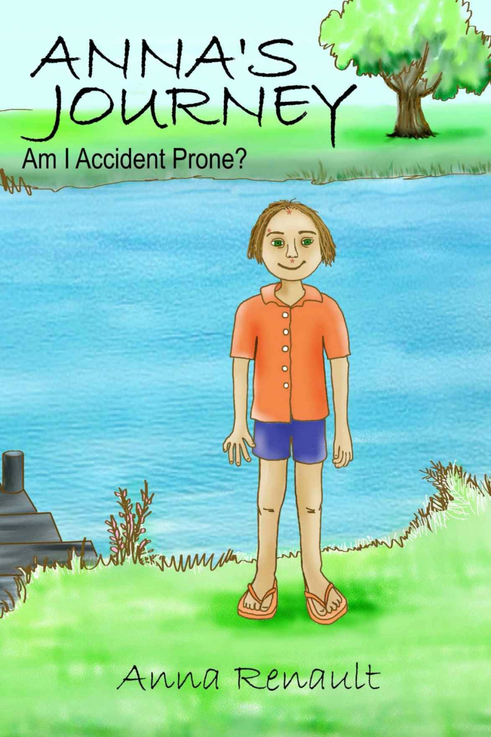 Am I Accident Prone?Anna's Journey: Am I Accident Prone?