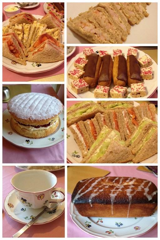 MIL Afternoon tea