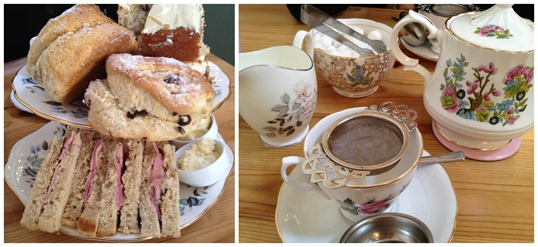 Elsie's afternoon tea 15.02